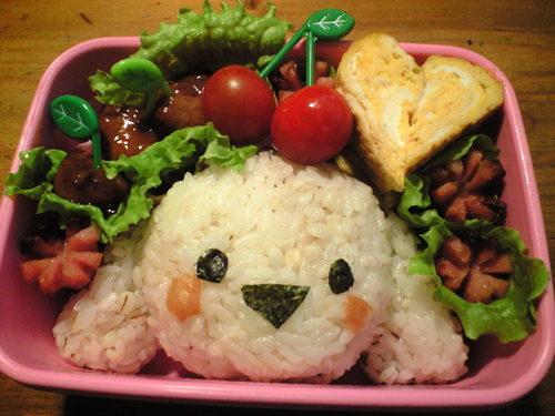 こむりんのお弁当~~♪