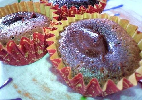 フォンダンショコラになりたかったチョコレートケーキ